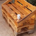 outdoor pallet sofa recycling projects ideas wooden
