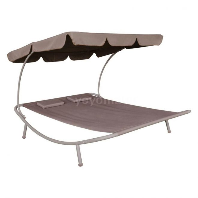 outdoor patio furniture poolside lounge bed beach daybed