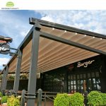 outdoor pergola folding electric gazebo retractable roof canopy awning systems buy retractable roof canopy awning systemsgazebo retractable roof