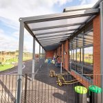 outdoor school canopies and shelters kensington