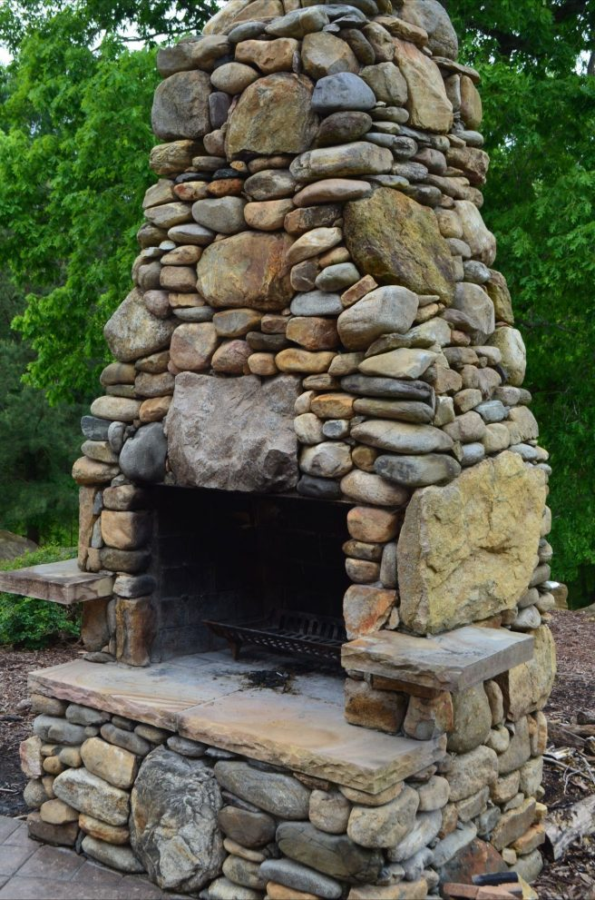 outdoor spaces with fireplaces outdoor fireplace 1356x2048