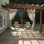 outside curtains for gazebo idea drop cloth outdoor