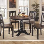 owingsville round dining room table top