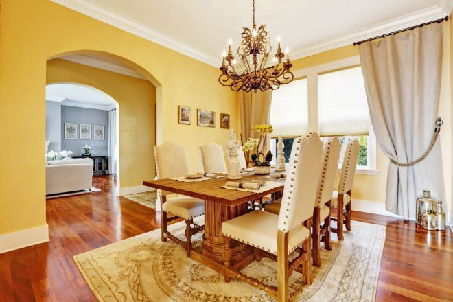 paint color ideas for a dining room