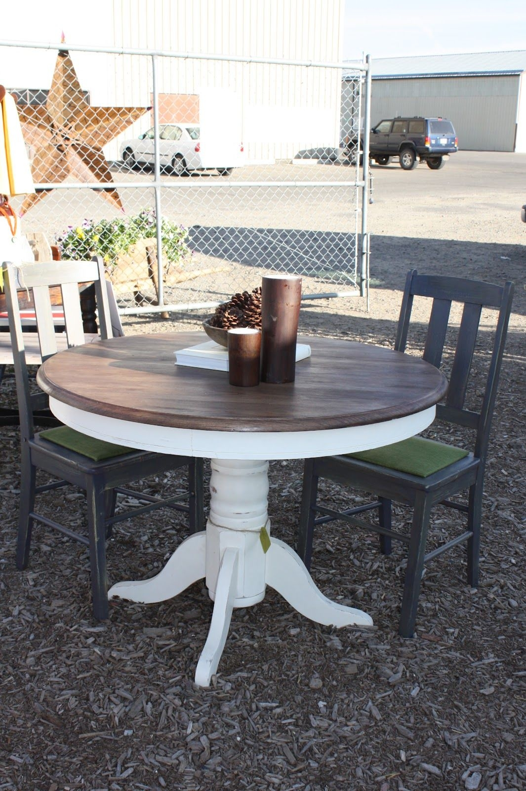 painted white distressed kitchen tables email this blogthis share