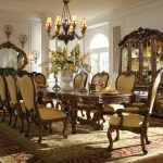 palais royale formal dining room collection aico
