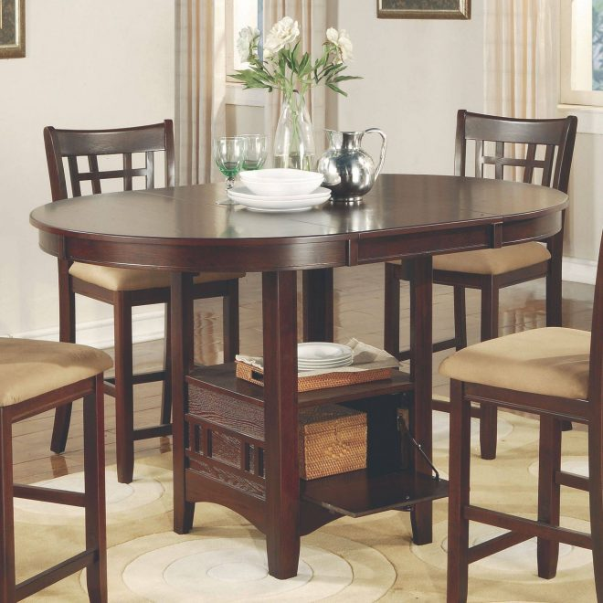 palazzo counter height dining table walmart