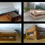 pallet table pallet furniture pallet dining table wooden