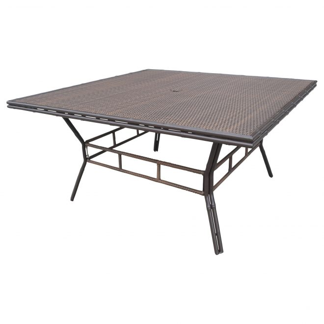 panama jack rum cay 60 inch square dining table