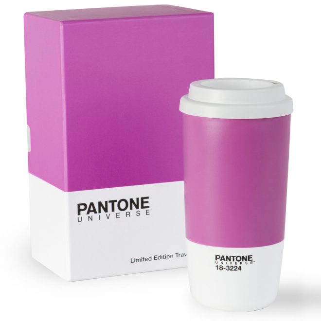 pantone universe radiant orchid thermo cup