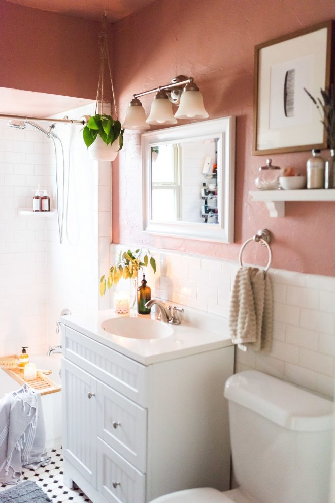 parachute bath linens are soft and absorbent terra cotta