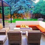 park hill residence outdoor space mile high landscaping