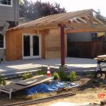 patio deck designs and with color combinations back yard