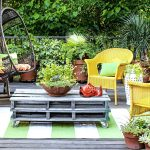 patio landscaping ideas outdoor gardening landscape