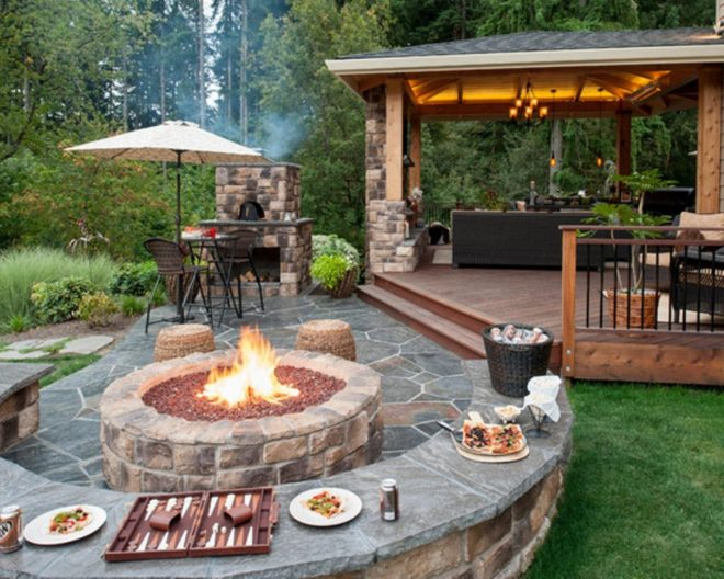 patio plans designs for u shaped opennings enclosed design