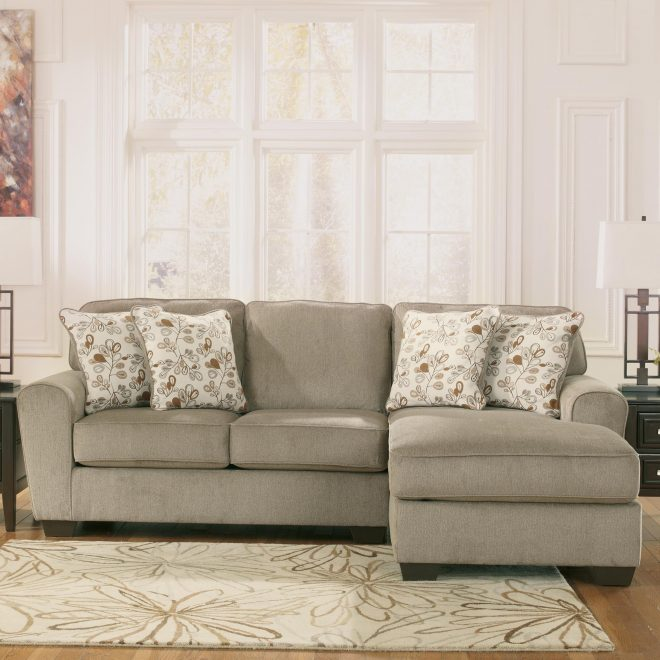 patola park patina 2 piece sectional with right chaise
