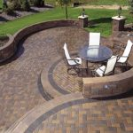 paver patio ideas pictures home interior and exterior