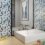 peel and stick tiles for shower walls cm80235 6pcs pack