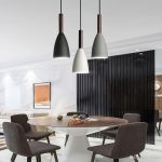 pendant lights nordic style led pendant lamp dining room suspension luminaire wood lamp for home lighting modern hanging lamps nz 2019 from xhtlsm nz