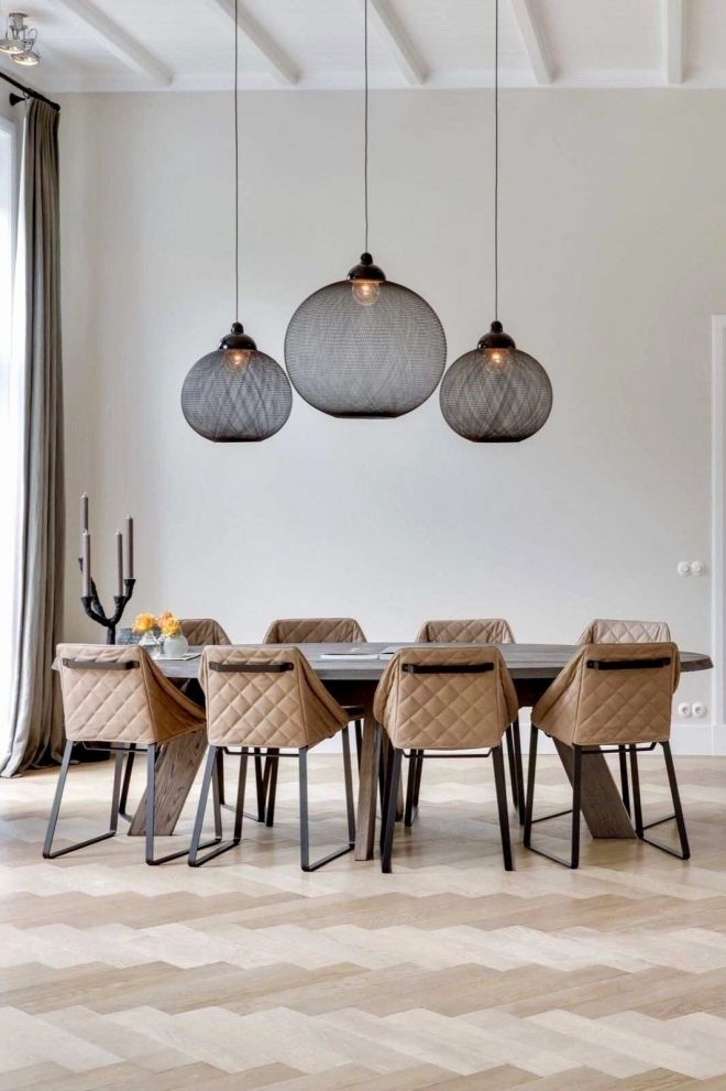 pendant lights over dining table height zeppe