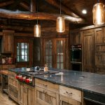 pictures of hickory kitchen cabinets best seller