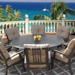 pin annora on round end table round outdoor dining