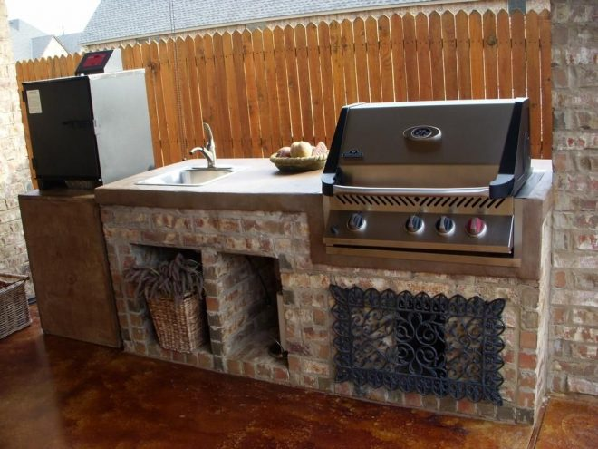 pin better one on home ideas pinterest outdoor kitchen grill