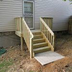 pin christmas reed on decks in 2019 deck steps deck