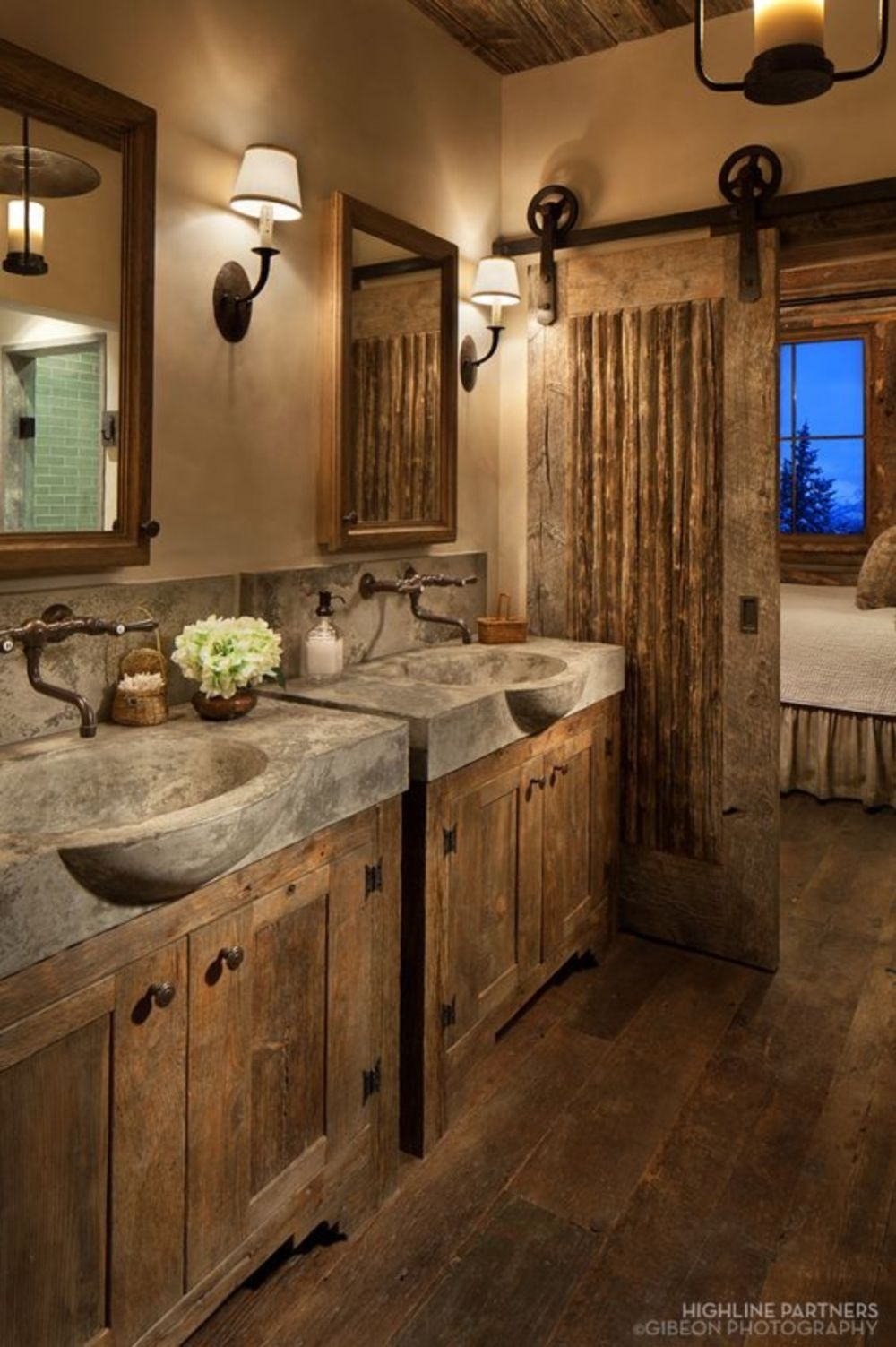 pin decoria on bathroom decorating ideas pinterest rustic