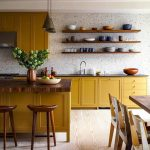 pin tatiana bernard on house in 2019 yellow kitchen