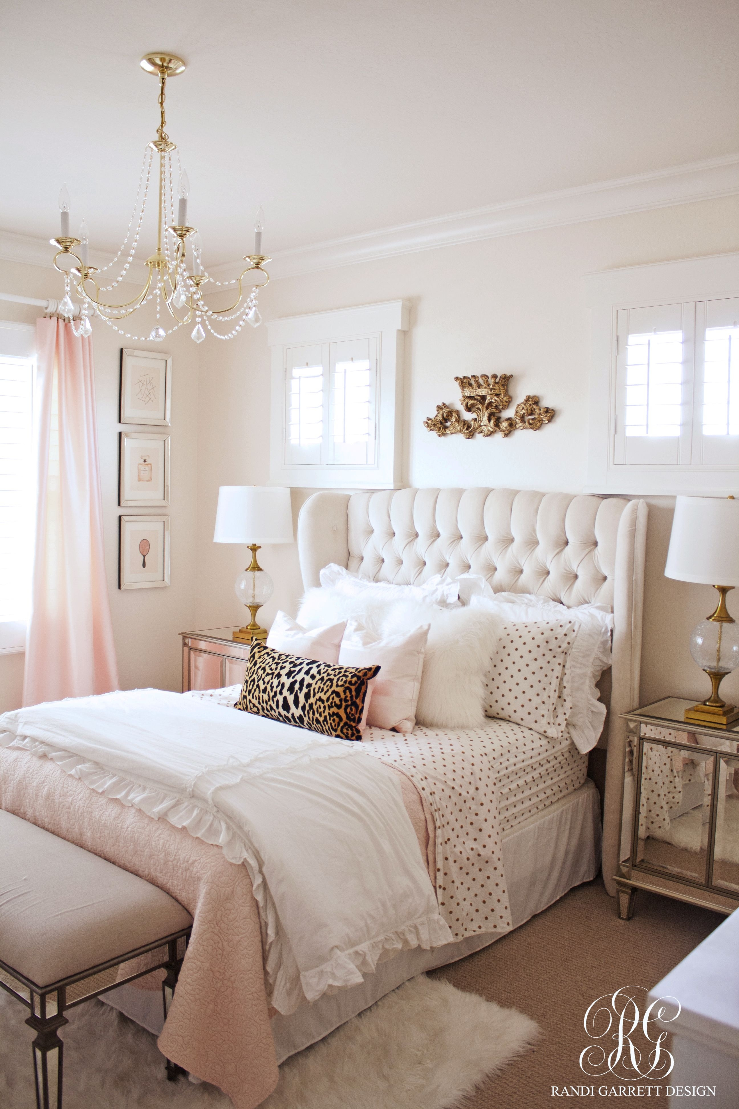 pink and gold valentines day table diy decor bedroom bedroom