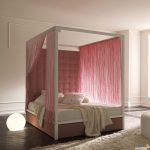 pink canopy bed you sexy thing romantic bedroom design