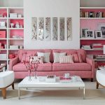 pink couch living room 1 awesome decors