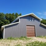 pole barn design ideas milmar pole buildings