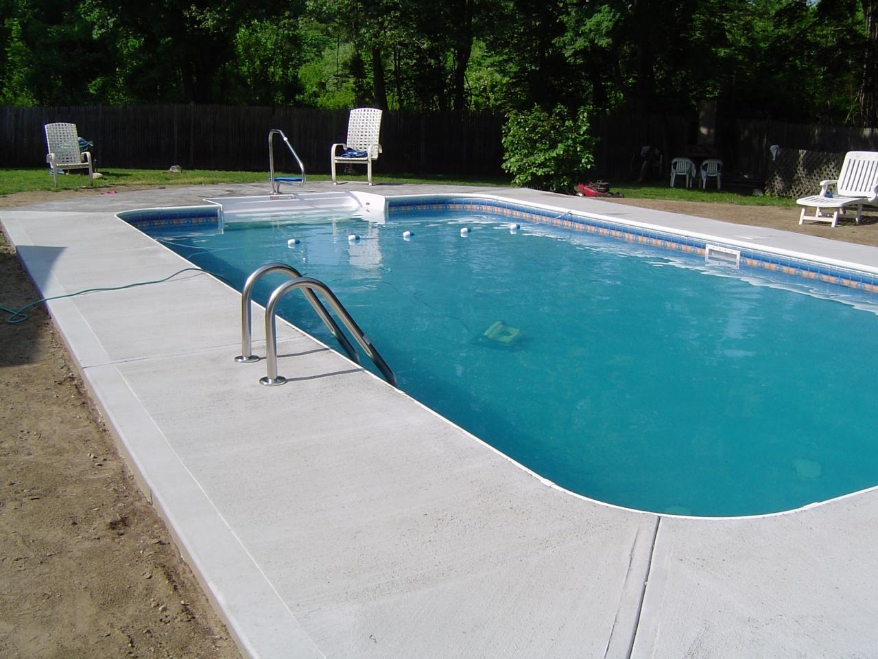 pool concrete company pool decking concrete contractor pool concrete