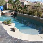 pool design for small yards homesfeed