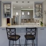 popular condo kitchen design awesome contemporary chic makeover