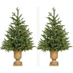 porch christmas trees artificial christmas trees the