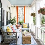 porch design and decorating ideas outdoor spaces patio