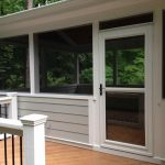 porch screen door with screen porch doors side deck and larson