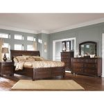 porter 5 piece bedroom set