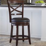porter counter height x back upholstered swivel barstool millennium at wayside furniture