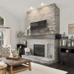 portfolio in 2019 stone fireplace makeover living room