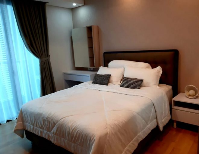 premium studio apartment in the central of jakarta flat for rent