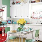 pretty decor of 1950 kitchen table and chairs superb style of 1950s