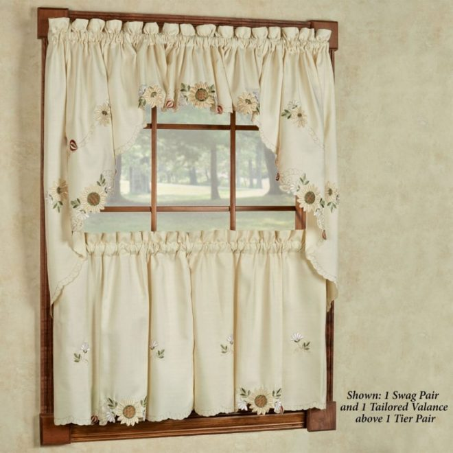 primitive curtains with stars country living room curtain ideas swag