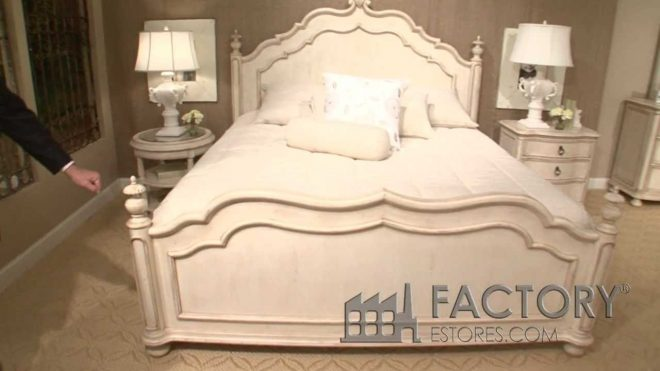 provenance bedroom collection factoryestores
