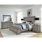 pulaski furniture madison ridge storage bedroom set king