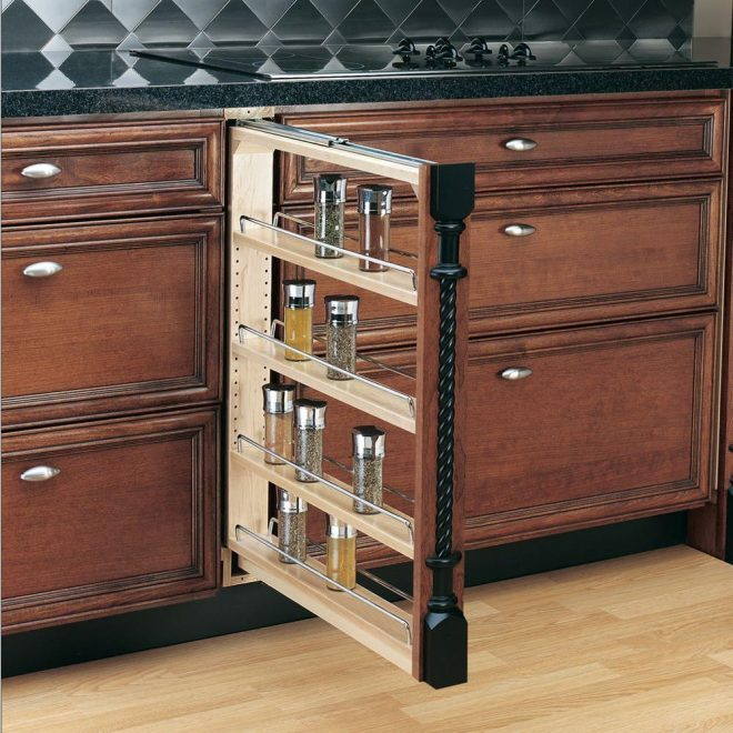 pull out organizers kitchen cabinet organizers the home depot