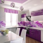 purple kitchen wall designs cabinets kitchen pictures red